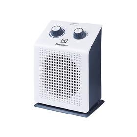 Тепловентилятор Electrolux EFH/S-1115, напольный, 1500 Вт, 3 режима, до 20 м2, белый