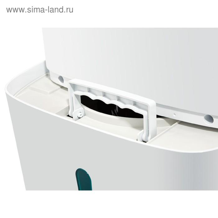 Осушитель воздуха Ballu BDU-30L, 53 Вт, 3 режима, 30 л, до 20 м2, бело-голубой