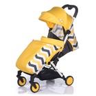 Коляска прогулочная Babyhit Amber Plus, цвет yellow