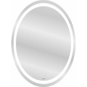 Зеркало Cersanit LED 040 DESIGN 57x77 см, с подсветкой, антизапотевание