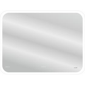 Зеркало Cersanit LED 070 DESIGN PRO 100x70, с подсветкой, сенсор, антизапотевание, ф-ция звон   4864