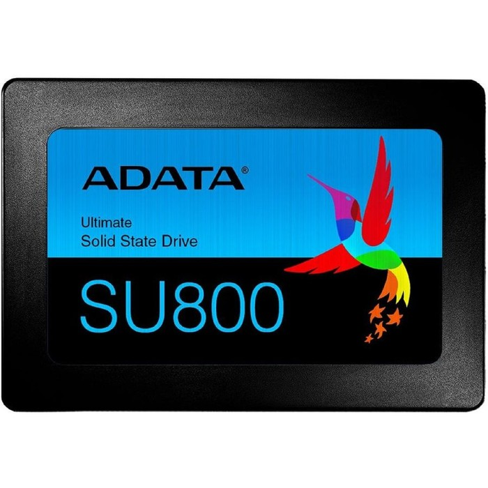 Накопитель SSD A-Data SU800 ASU800SS-1TT-C, 1Тб, SATA III, 2.5