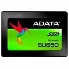 "Накопитель SSD A-Data Ultimate SU650 ASU650SS-240GT-R, 240Гб, SATA III, 2.5"""