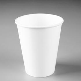 Стакан «Белый», для горячих напитков, 165 мл, диаметр 70 мм