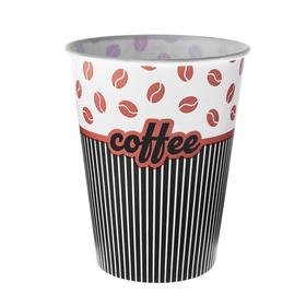 Стакан Coffee, зёрна, для горячих напитков 350 мл, диаметр 90 мм