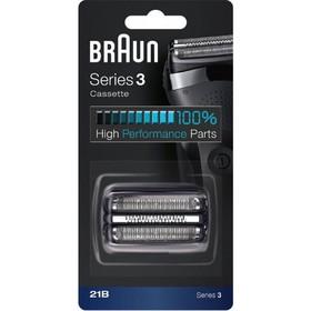 Сетка и режущий блок Braun 21B для электробритв Braun Series 3 Ош