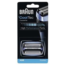 Сетка и режущий блок Braun 40B для электробритв Braun CoolTec