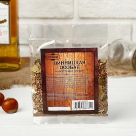 """Набор из трав и специй для приготовления настойки """"Винницкая особая"""", Добропаровъ, 20 гр"""