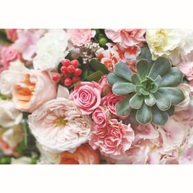 Фотообои 'Цветы', 200х140 см Ош