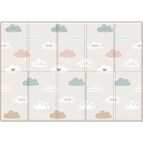 Складной коврик Parklon Sillky Portable «Облачка»