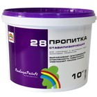 Пропитка РАДУГА 28 Пропитка стабилизирующая 10 кг