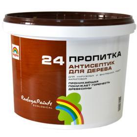 Пропитка ВДАК Радуга 24 антисептик 25 кг