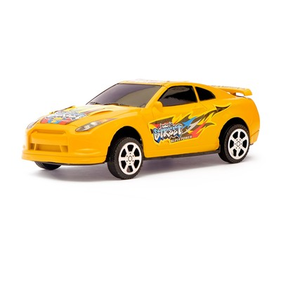 Машина инерционная «Гонщик», цвета МИКС - Фото 1