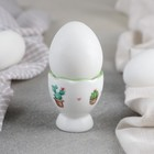 Подставка для яйца «Кактусы», 4,5×5 см