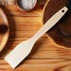 Лопатка деревянная 245х45х4 мм