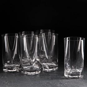 "Набор стаканов 290 мл ""Baltic. Коктейль"", 6 шт"