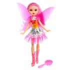 Кукла «Бабочка» в платье, с аксессуарами, МИКС