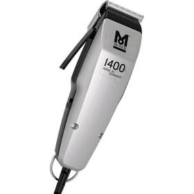 Машинка для стрижки Moser 1400-0451, 10 Вт, 46 мм, от сети, серебристая
