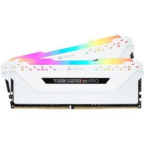 Память DDR4 Corsair CMW16GX4M2C3000C15W, 8Гбx2, 3000 МГц, PC4-24000, DIMM