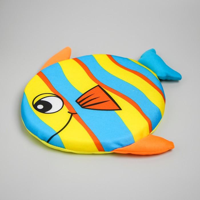Водная летающая тарелка Рыбка, виды МИКС