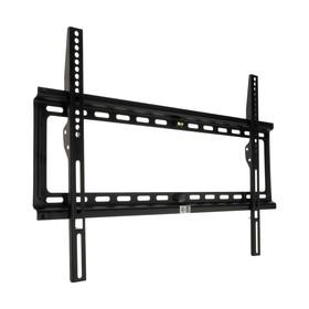 """Кронштейн Kromax IDEAL-1, для ТВ, фиксированный, 32-90"""", 23 мм от стены, черный"""