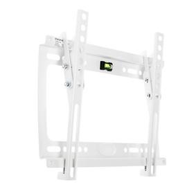 "Кронштейн Kromax IDEAL-6, для ТВ, наклонный, 15-47"", 20 мм от стены, белый"