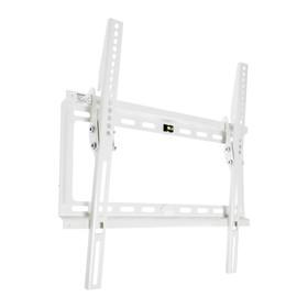 "Кронштейн Kromax IDEAL-4 new, для ТВ, наклонный, 22-65"", 23 мм от стены, белый"