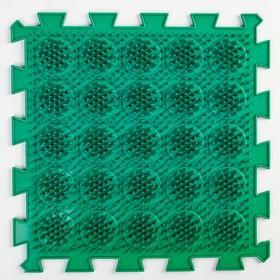 Детский массажный коврик 1 модуль 'Мягкие Кактусы', цвет МИКС Ош