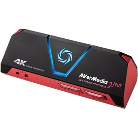 Карта видеозахвата Avermedia LIVE GAMER PORTABLE 2 Plus GC513 внешний HDMI Ош
