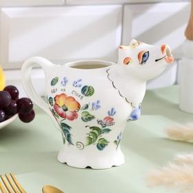 Чайник-молочник 13х17х9,5 см, 350 мл 1 сорт