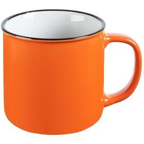Кружка Dacha 250 мл, оранжевая