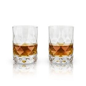 Набор бокалов для виски Gem Crystal 280 мл, 2 шт