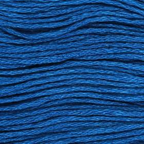 Нитки мулине, 8 ± 1 м, цвет тёмно-синий №3842