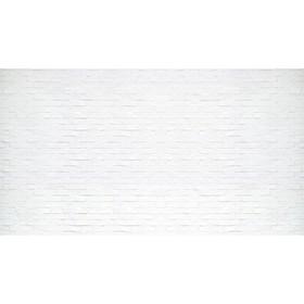 Фотобаннер 250 х 200 см, с фотопечатью 'Белый кирпич' Ош