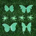 """Набор светящегося декора """"Бабочки"""""""