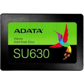 "Накопитель SSD A-Data Ultimate SU630 ASU630SS-240GQ-R, 240Гб, SATA III, 2.5"""