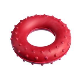 Эспандер кистевой массажный, d=7 см, толщина 2 см, нагрузка 35 кг Ош