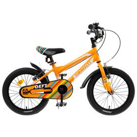 """Велосипед 16"""" Graffiti Deft, цвет оранжевый"""