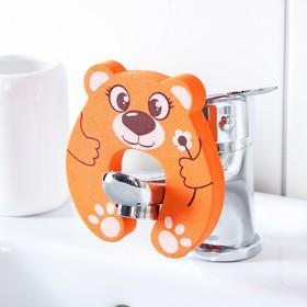 """Игрушка EVA для ванны на кран """"Мишка"""""""