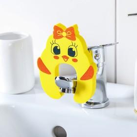 """Игрушка EVA для ванны на кран """"Птенчик"""""""