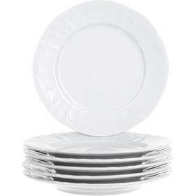 Тарелка десертная 17 см, Bernadotte, недекорированная