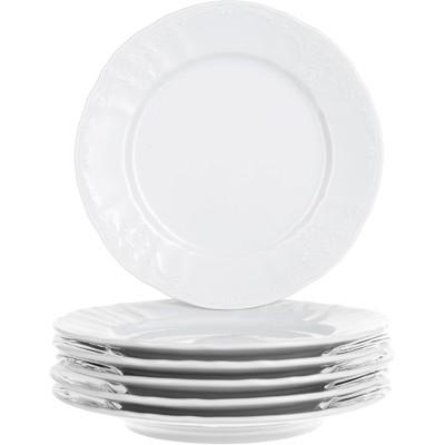 Тарелка десертная Bernadotte, недекорированная, 17 см - Фото 1