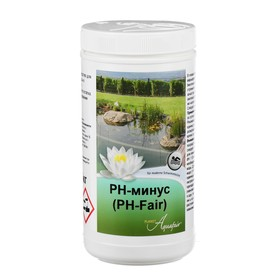 Средство для коррекции кислотности воды pH-минус (PH-Fair), 1,5 кг Ош