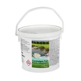 Средство для борьбы с водорослями Contralgen Fair в искусственных водоёмах, 5кг Ош