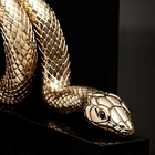 """Держатель для книг """"Змея"""" gold - Фото 3"""