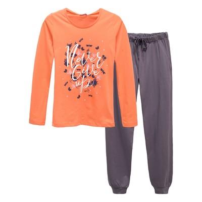 Комплект женский из джемпера и брюк, размер 42