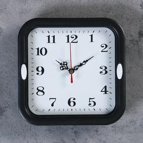 Часы настенные, серия: Классика, 'Эшли',  d=18.5 см, 1 АА,  плавный ход, микс Ош