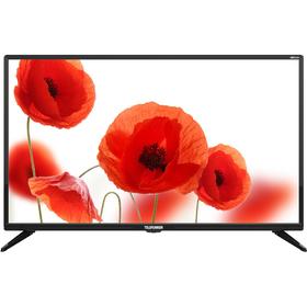 """Телевизор Telefunken TF-LED32S02T2S, 31.5"""", 1366х768, DVB-T2/C/S2, 3хHDMI, 2хUSB, Smart TV"""
