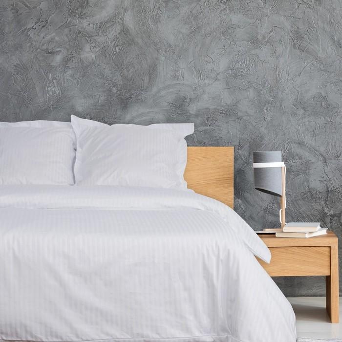 Постельное бельё Этель «Hotel»1,5 сп 152х212, 187х232, 73х73 + 5 см - 2шт