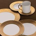 "Блюдце ""Aegean Gold"", диаметр 17 см - Фото 2"